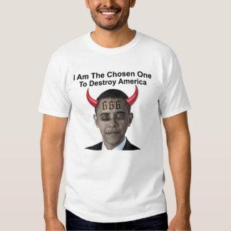 Obama Devil Shirt