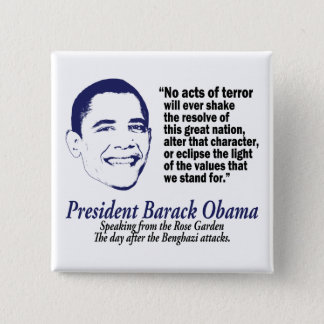 Obama DID Say It Button