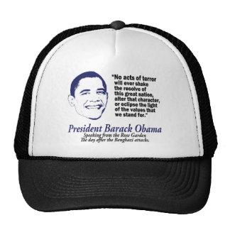 Obama DID Say It Trucker Hat