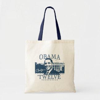 Obama 'doce bolsas de mano