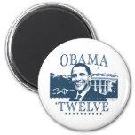 Obama 'doce imán de frigorífico