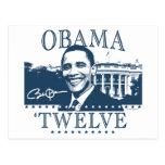 Obama 'doce postales