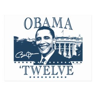 Obama 'doce postal