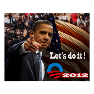Obama Does It! Poster
