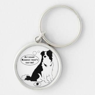 Obama Dog Key Chain