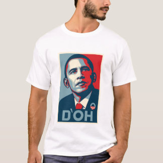 OBAMA D'OH T-Shirt