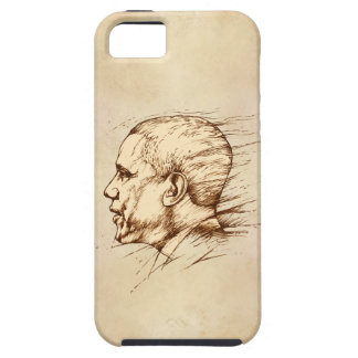 Obama, Drawing iPhone SE/5/5s Case