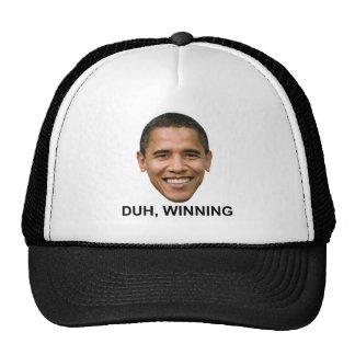 Obama Duh que gana Gorro