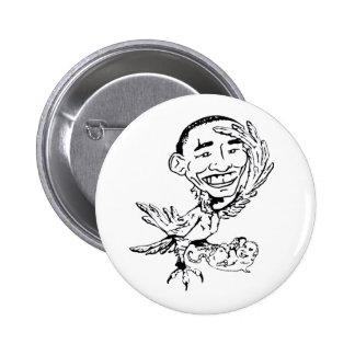 Obama Eagle Pins