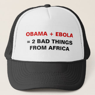 Obama + Ebola = Two Bad Things From Africa Hats