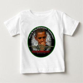 Obama Economy Baby T-Shirt