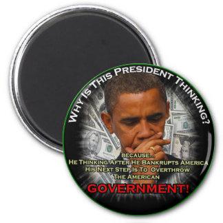 Obama Economy Magnets
