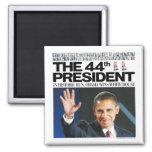 Obama: El 44.o presidente Magnet Iman