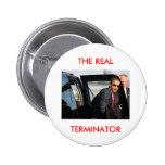 Obama - el adaptador real pin
