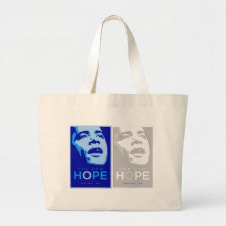 """Obama """"el bolso de la zeta de la nueva esperanza""""  bolsa tela grande"""
