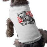 Obama el dictador camisetas de perrito