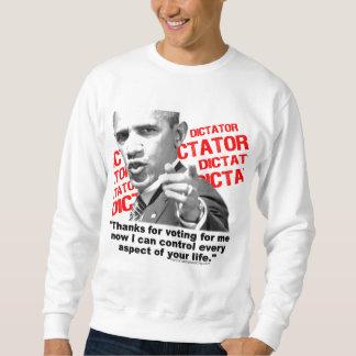 Obama el dictador sudadera