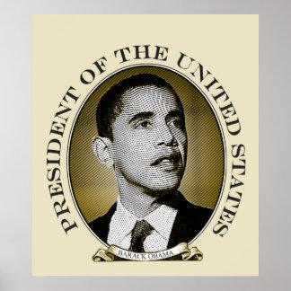 Obama - el Prez Impresiones