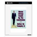 obama el Trampler Skins Para NOOK Color