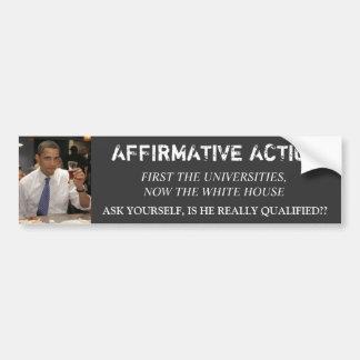 Obama Election Bumper Sticker