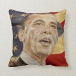 Obama en la almohada