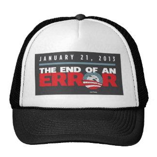 Obama End of an ERROR Hat