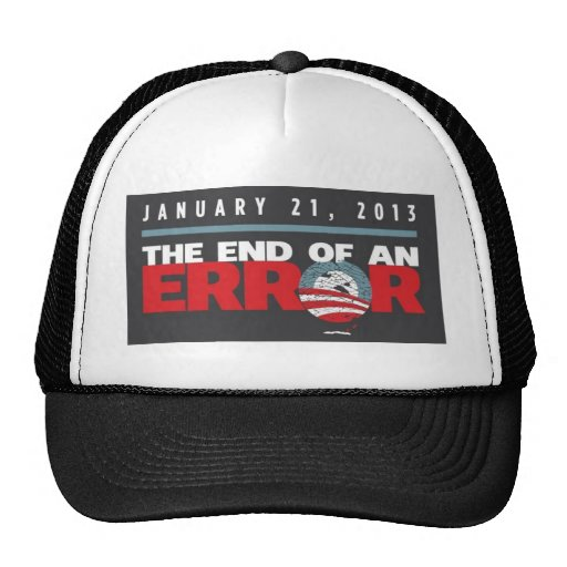 Obama End of an ERROR Hat