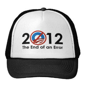 Obama End of an ERROR Mesh Hat
