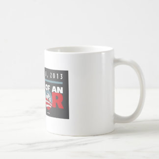 Obama End of an ERROR Classic White Coffee Mug