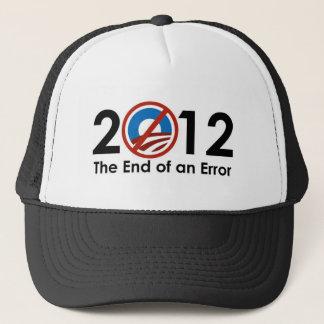 Obama End of an ERROR Trucker Hat