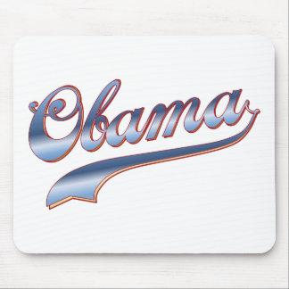 Obama Ephemera Mouse Pad