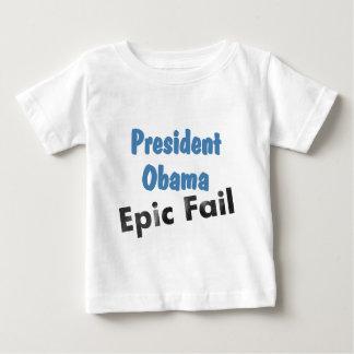 Obama epic fail baby T-Shirt