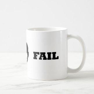 Obama- Epic Fail Coffee Mug