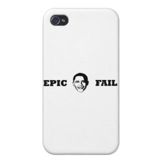Obama- Epic Fail Cases For iPhone 4