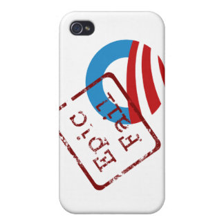 Obama Epic Fail iPhone Case Covers For iPhone 4