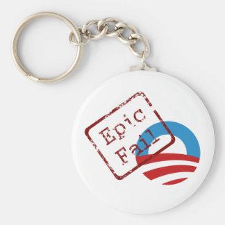 Obama Epic Fail Keychain