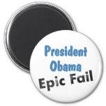 Obama epic fail magnet