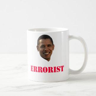 Obama Errorist Mug Mugs