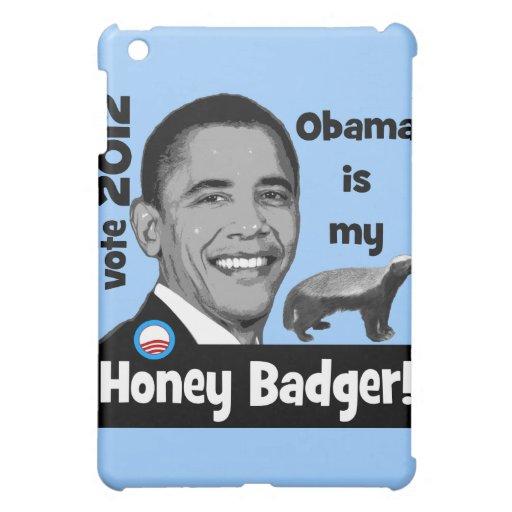 Obama es mi tejón de miel