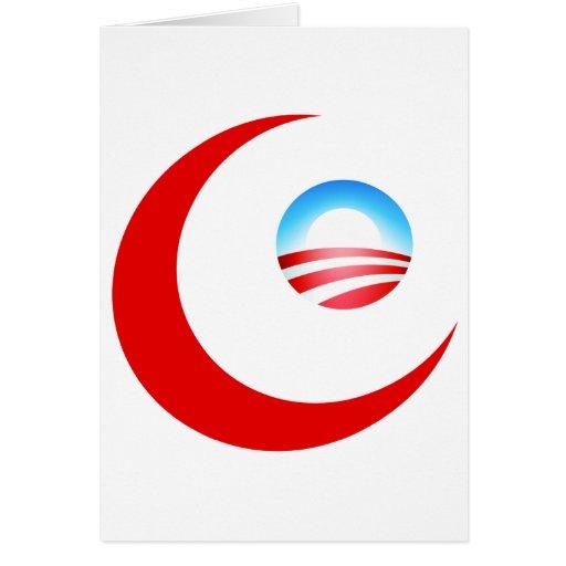 Obama es musulmán felicitación