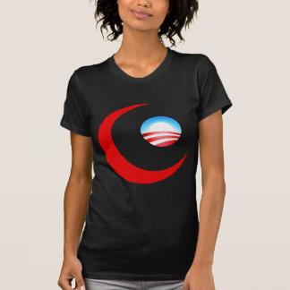Obama es musulmán camiseta