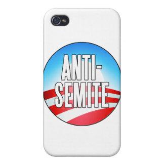 Obama es un antisemita iPhone 4 cárcasas