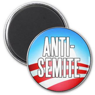 Obama es un antisemita imán de frigorífico