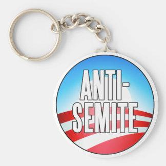 Obama es un antisemita llaveros
