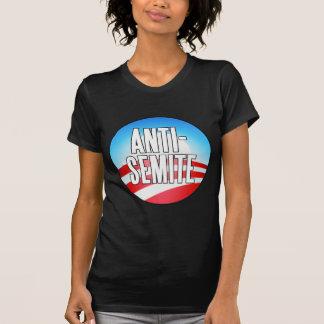 Obama es un antisemita camiseta