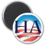¡Obama es un mentiroso! Iman De Nevera