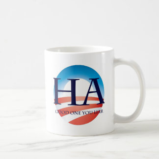 ¡Obama es un mentiroso! Taza De Café