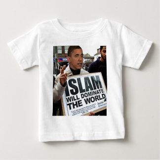 Obama es un musulmán playeras