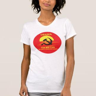 Obama es una camiseta socialista playeras