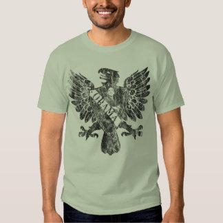 obama: escudo y alas del vintage: playera